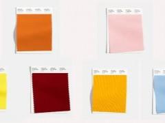色彩趋势 Pantone发布2021秋冬季节伦敦时装周10大时尚色