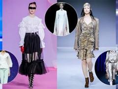 2021春夏中国国际时装周时尚设计手法及元素剖析
