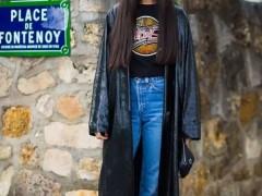 混搭时髦风!长大衣和这几件单品凑一块好看得不需不需要的!