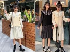春季针织衫如何搭配?