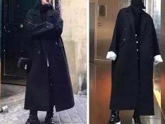 黑色大衣配配什么鞋子好看?