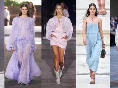 色彩趋势 2021年春夏系列中的柔和色调
