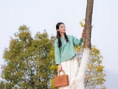 如梦似画 仙气飘飘 照本堂棉麻布衣演绎传统文化